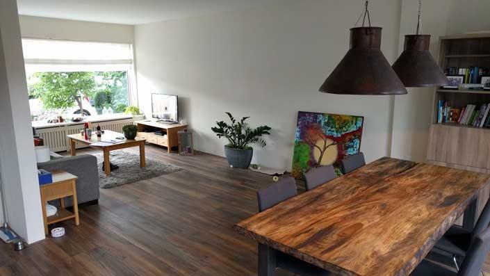 Aanbouw woning Alphen aan den Rijn