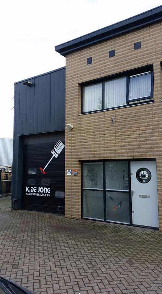 Bouwbedrijf Waddinxveen K. de Jong